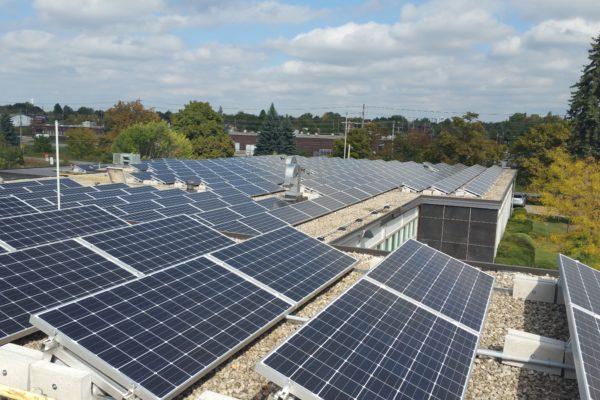 104 Dawson Road Rooftop Solar