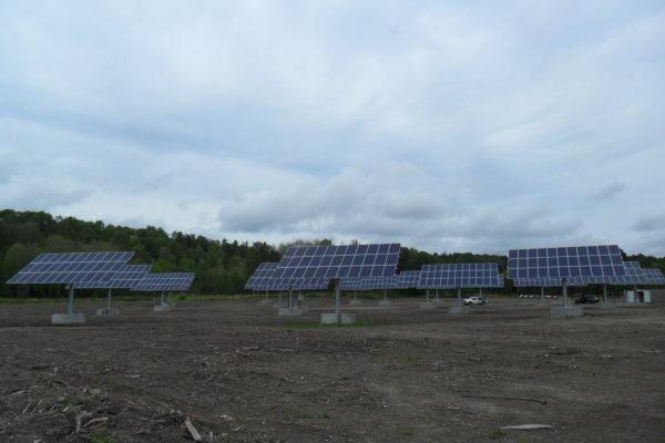 62 Janti Road Solar Trackers
