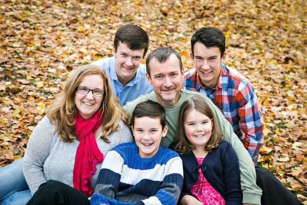 Scott Beech and Family